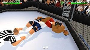 17 Wrestling Revolution 3D App screenshot