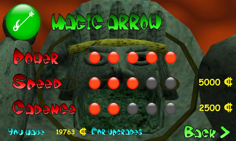 Monster Bubbles Curse (Pang) screenshot #6