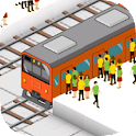 STATION-Train Foule Simulation icon
