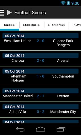 BBC Sport - Football - Premier League