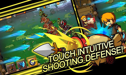 Top Application and Games Free Download Colosseum Defense 1.0.1 APK File