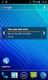 Calendar Widget - Pro Screenshot 5