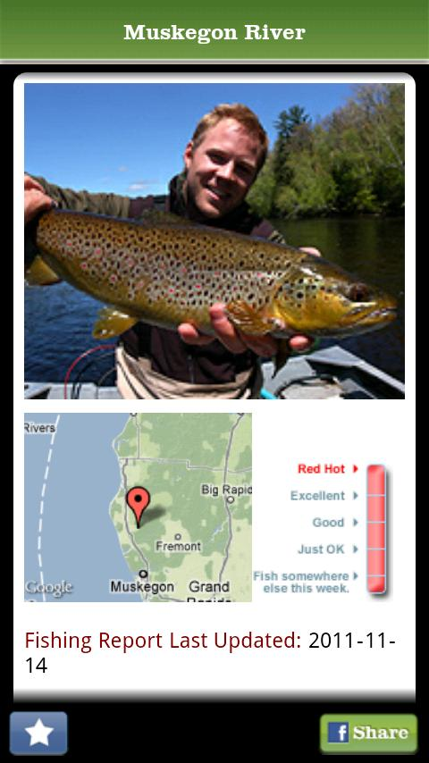 Orvis Fly Fishing - screenshot