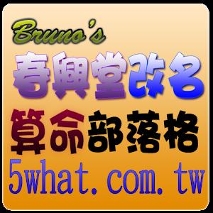 春興堂改名算命部落格-專研改名算命,八字算命改名紫微算命改名 商業 App LOGO-硬是要APP