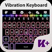 Vibration Keyboard Theme