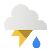 Weather Icons MTRL for Chronus