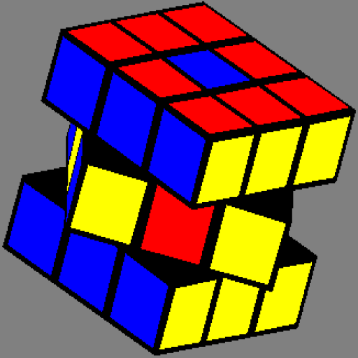 Rubiks Cube, Virtually Real 解謎 App LOGO-APP開箱王