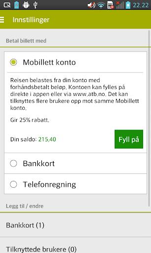 【免費交通運輸App】AtB Mobillett-APP點子