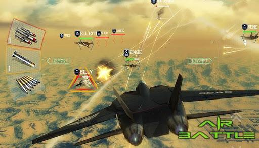 Air Battle 2014