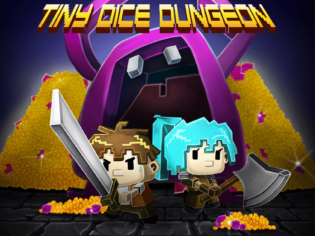 Tiny Dice Dungeon- screenshot