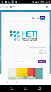 HETI- screenshot thumbnail