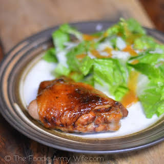 Guava Chicken.