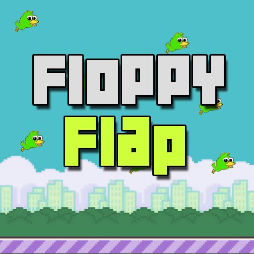 Floppy Flap LOGO-APP點子