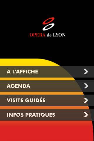 Opéra de Lyon - screenshot
