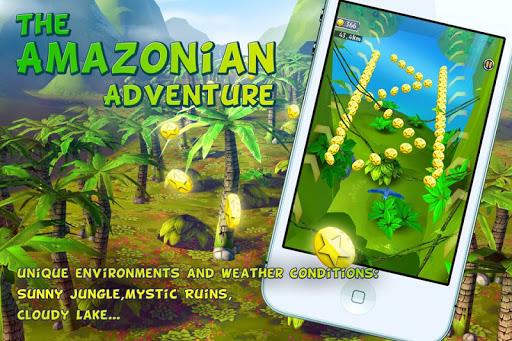 The Amazonian Adventure