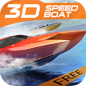 Speed Racing Boat 3D