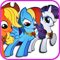 Download Android Game Pony Coloring for Samsung