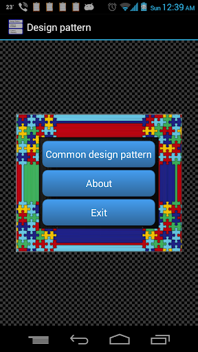 Mobile Patterns