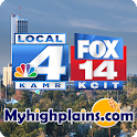 Myhighplains KAMR NBC4 icon