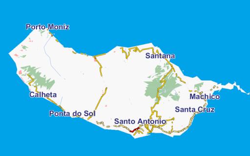 GpsTicker3 Madeira