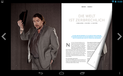 IDEAL! Interview Magazin- screenshot thumbnail