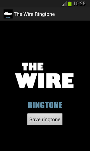 The Wire Ringtone