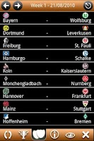 Screenshot of Bundesliga Pocket 10