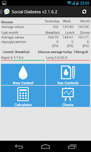 Social Diabetes - screenshot thumbnail