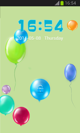 GO鎖屏主題為Android