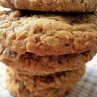 Oatmeal Pumpkin Spice Cookies
