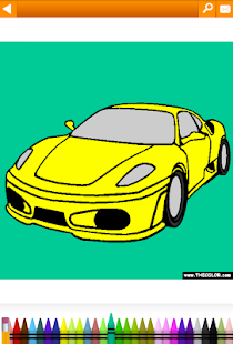 Vehicles Coloring Book Free- screenshot thumbnail