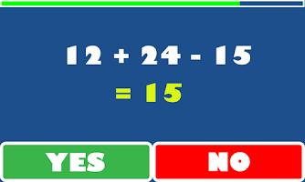 Screenshot of Funny Freaking Math