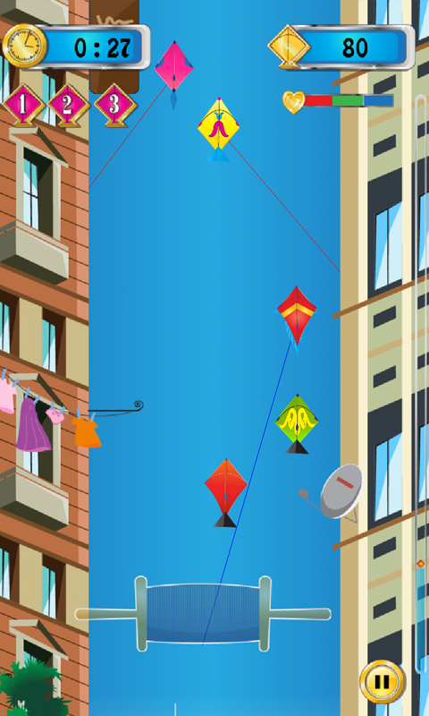 Kite Fever- screenshot