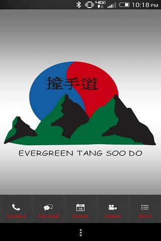 Evergreen Tang Soo Do