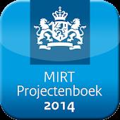 MIRT Projectenboek 2014