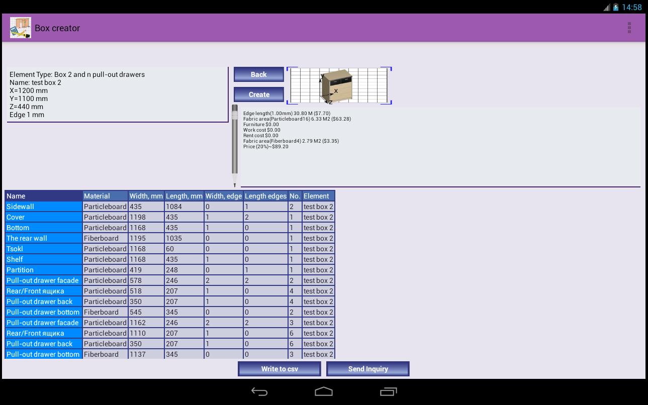 box creator android apps on google play box creator screenshot