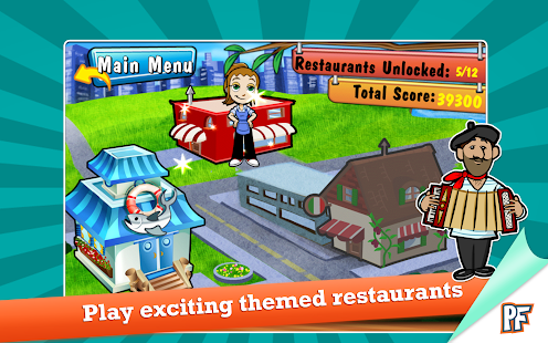 Cooking Dash - screenshot thumbnail
