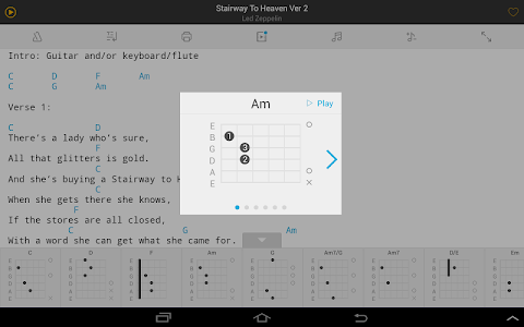 Ultimate Guitar Tabs & Chords v3.5.5