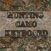 Hunter Camo Keyboard