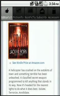 Free Kindle Books Daily Alert - screenshot thumbnail