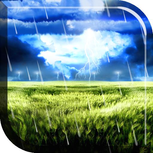 風暴動態桌布 LOGO-APP點子