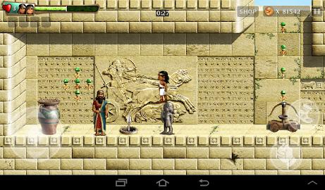 Babylonian Twins Platform Game Screenshot 12