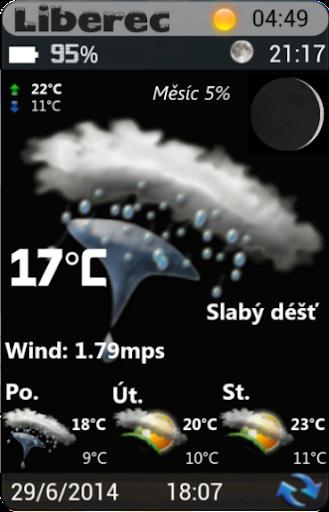 Z Weather Widget