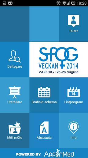 SFOG-veckan 2014