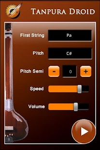 Tanpura Droid - screenshot thumbnail