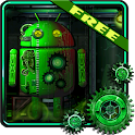 Steampunk Droid Fear Lab Free icon
