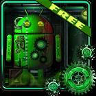 Steampunk Droid Fear Lab Free icon
