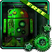 Steampunk Droid Fear Lab Free