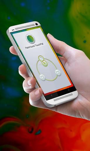 玩免費個人化APP|下載油漆爆裂 TouchPal Theme app不用錢|硬是要APP