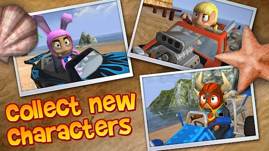 Beach Buggy Blitz Screenshot 9